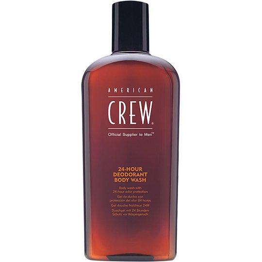 American Crew 24-Hour Deodorant Body Wash, 450 ml American Crew Suihkugeelit miehille