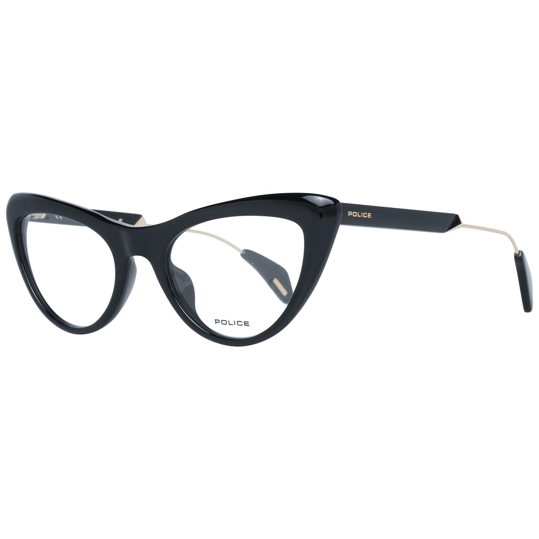 Police Women's Optical Frames Eyewear Black PL855 500700