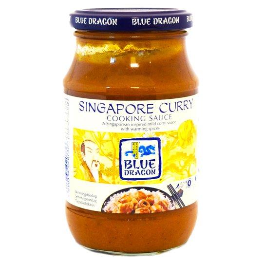 Currysås Singapore - 60% rabatt
