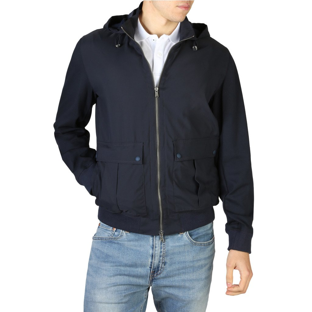 Hackett Men's Jacket Blue 323536 - blue S
