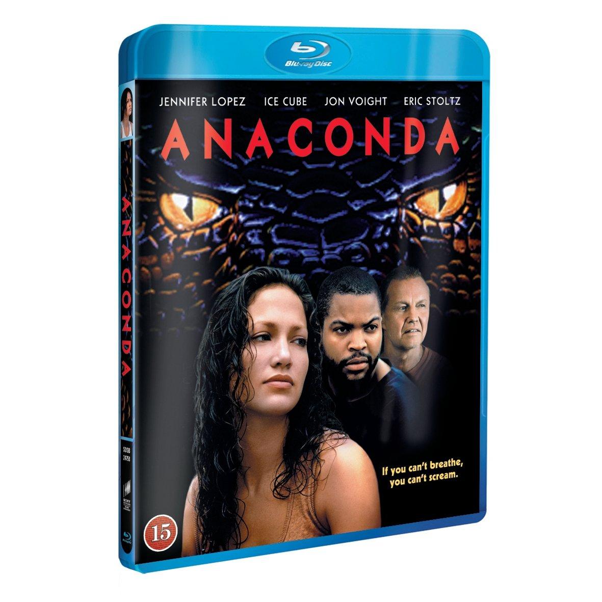 Anaconda 1 - Blu ray