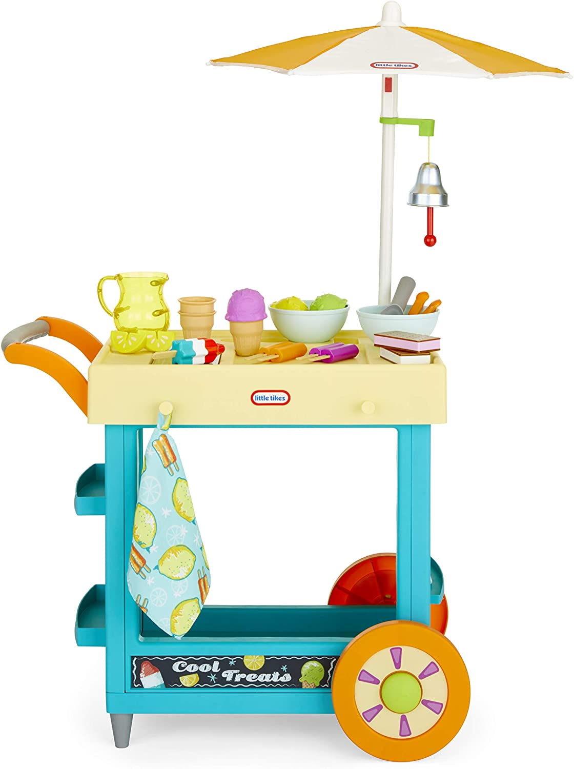 Little Tikes - 2-in-1 Lemonade and Ice Cream Stand (656130)