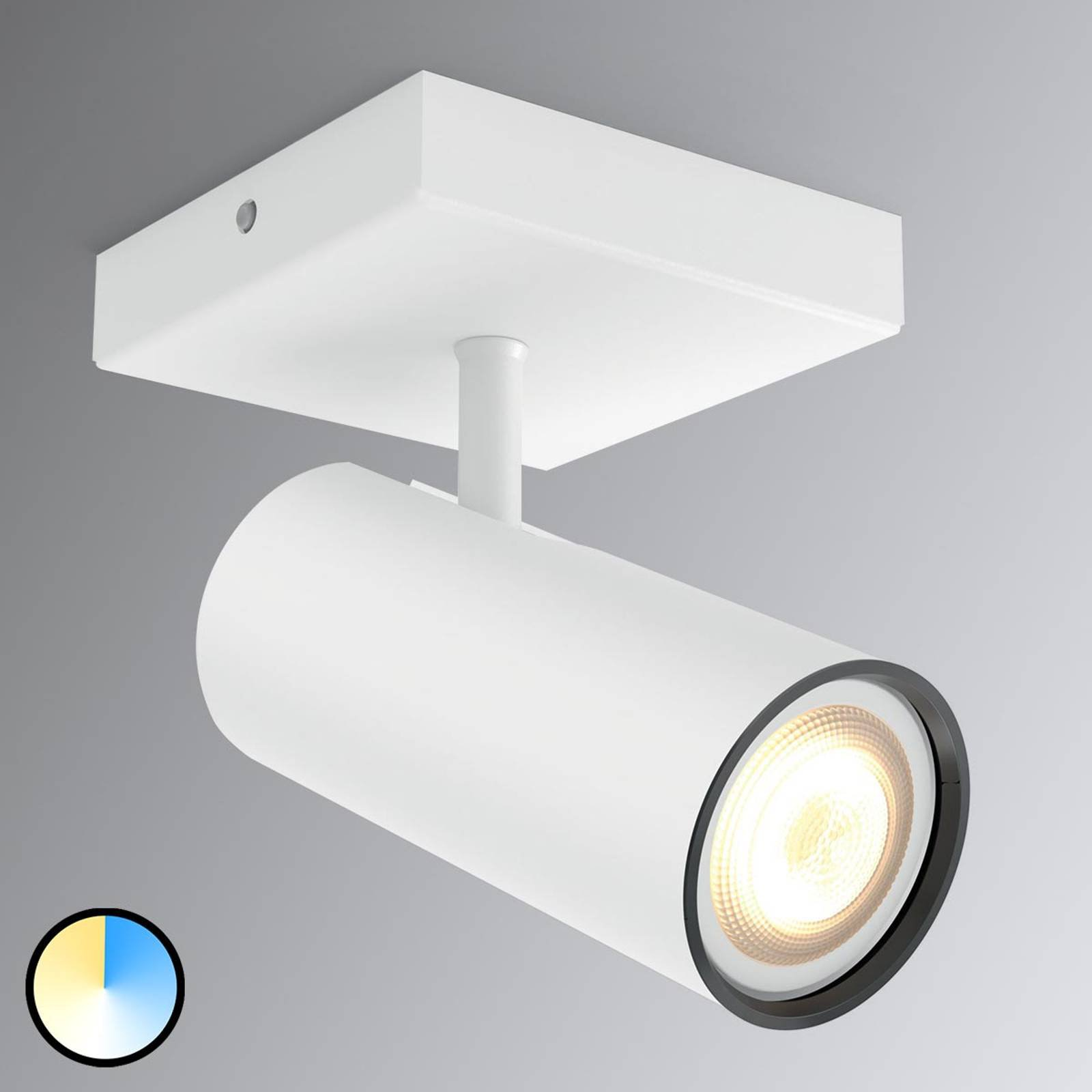 Philips Hue-Buratto LED-spot hvit 1 lyskilde