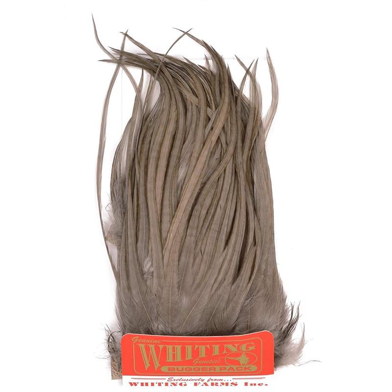 Whiting Bugger Pack - Dark Dun