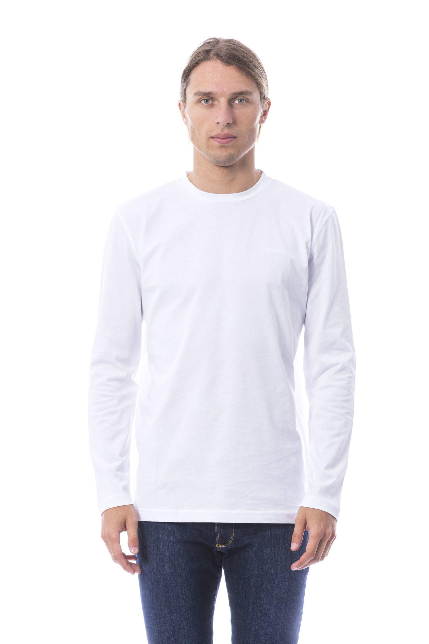 Verri Men's Vbianco T-Shirt White VE678954 - L