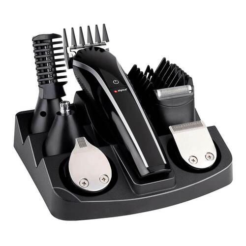 Alpina Hair Trimmer 6-in-1 Hårklippare - Svart