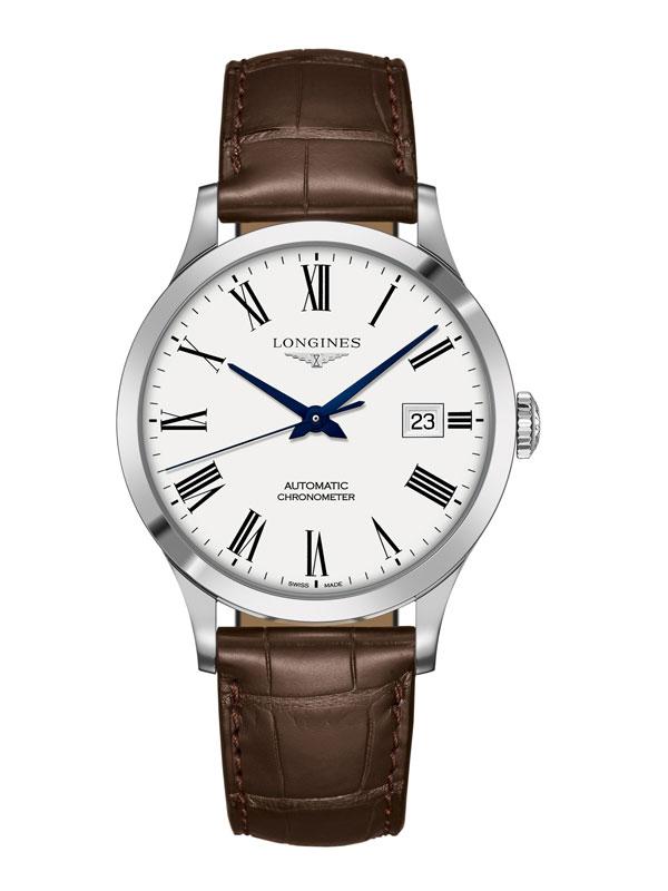 Longines Record Chronometer 40mm L2.821.4.11.2