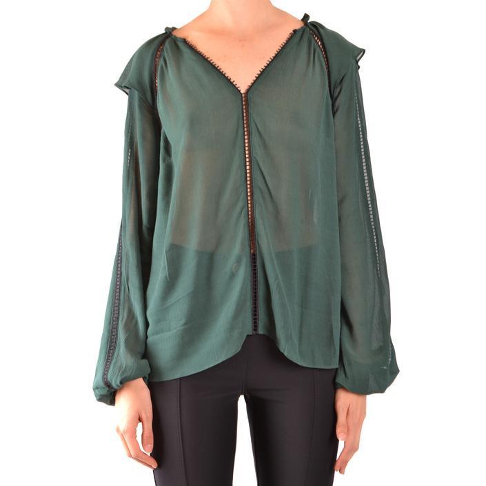 Pinko Women's Shirt Green 167504 - green 42