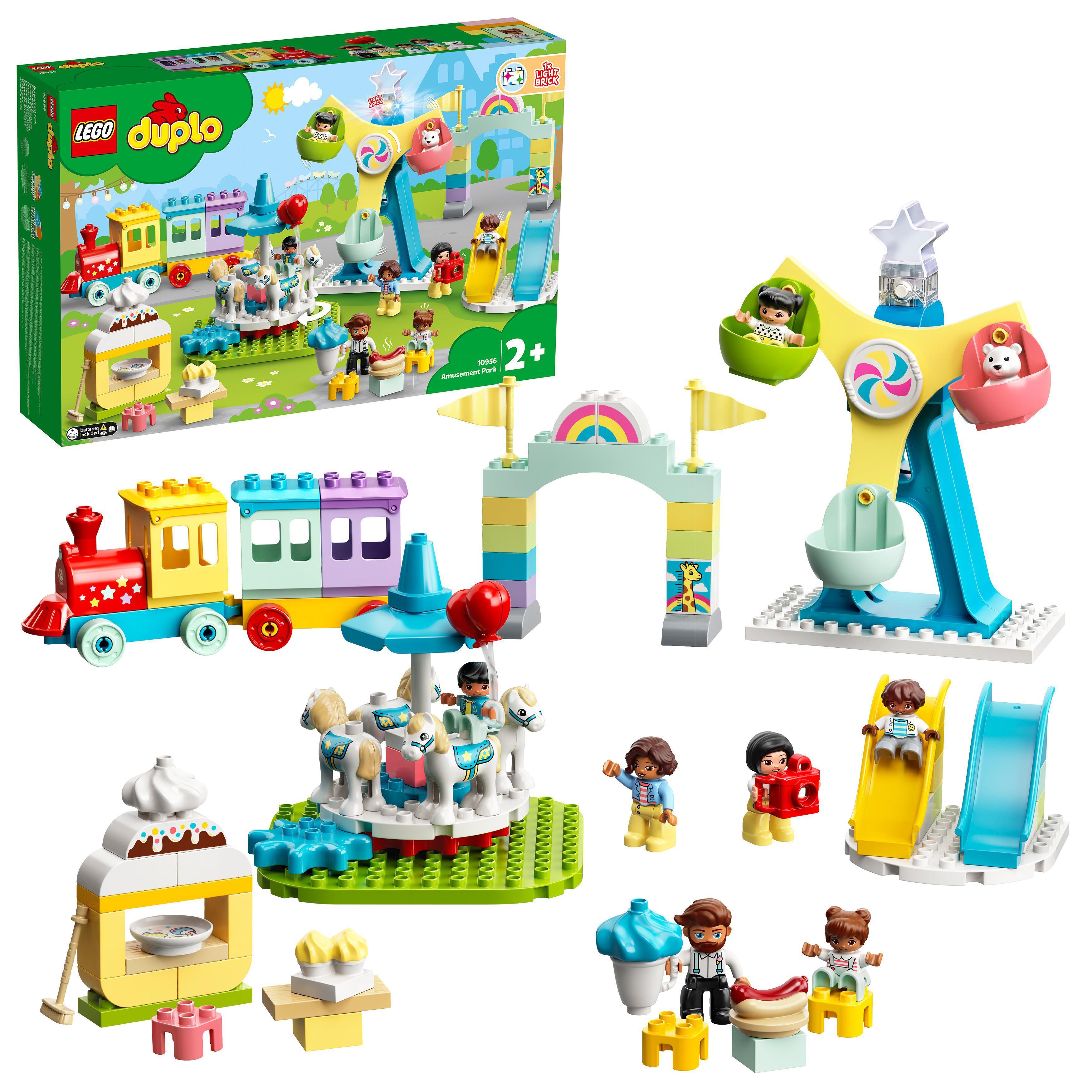 LEGO DUPLO - Amusement Park (10956)