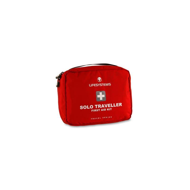Lifesystems Solo Traveller Førstehjelps kit med 47 deler, 505g