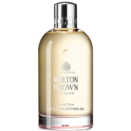 Suede Orris Enveloping Bathing Oil, 200 ml Molton Brown Suihkugeelit