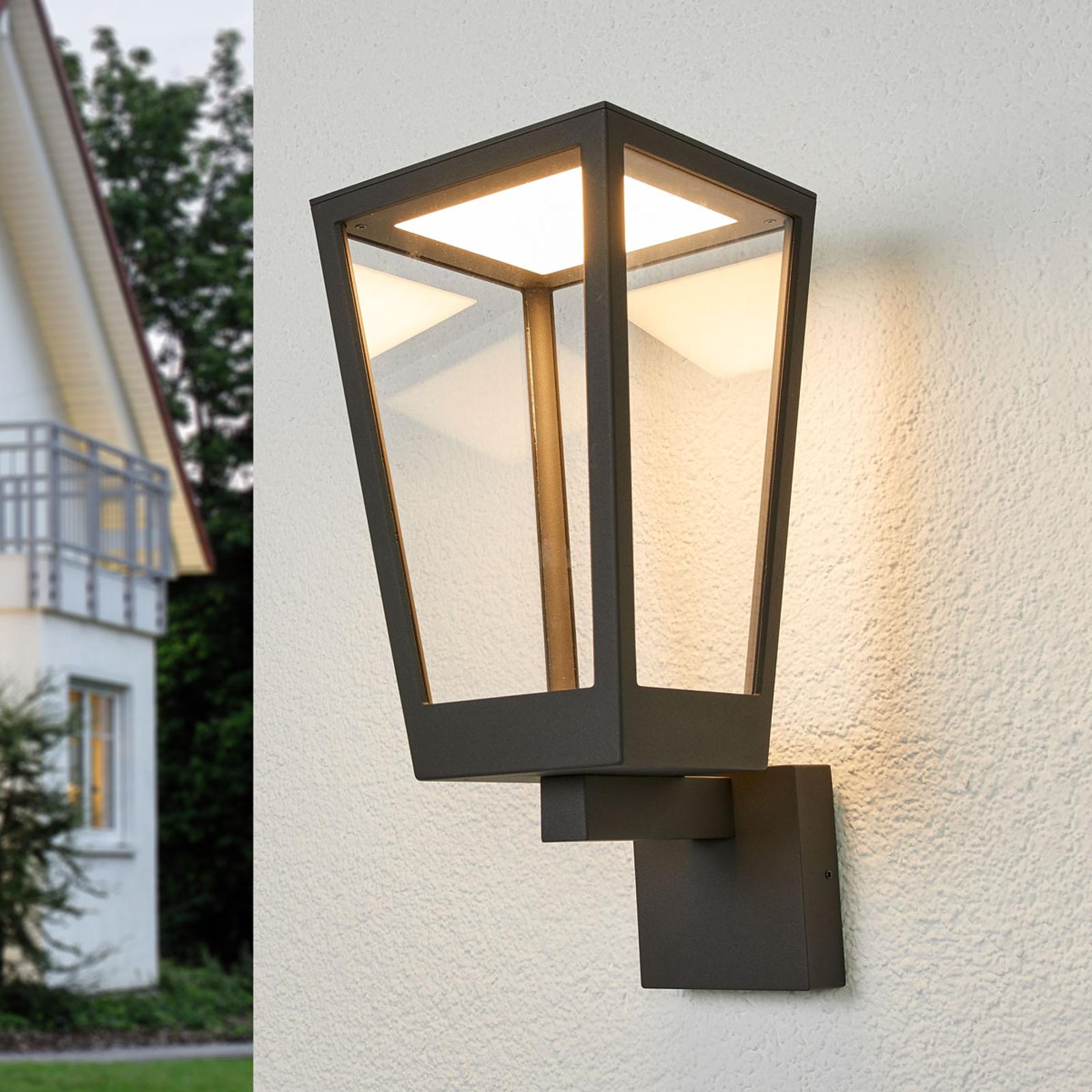 Lyhtymallinen LED-ulkoseinävalaisin Chaja