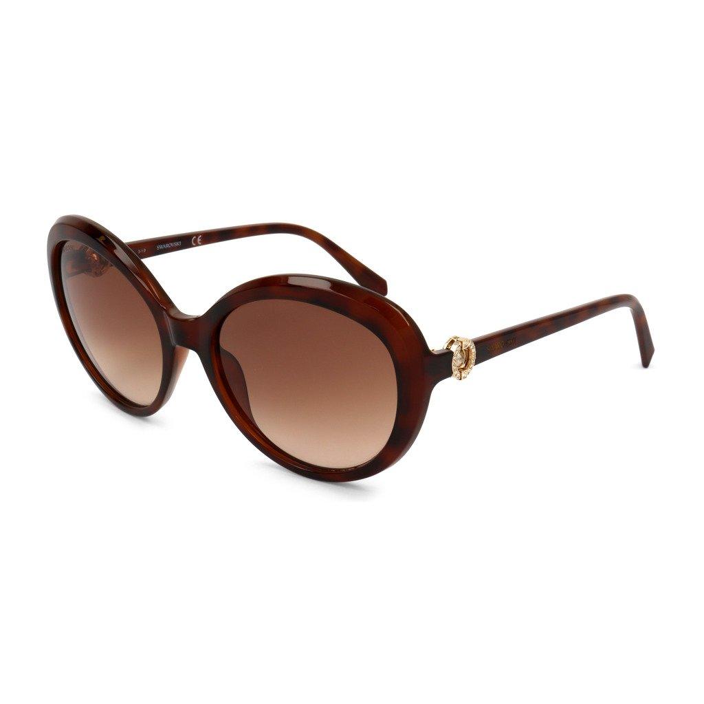 Swarovski Women's Sunglasses Brown SK0204 - brown NOSIZE