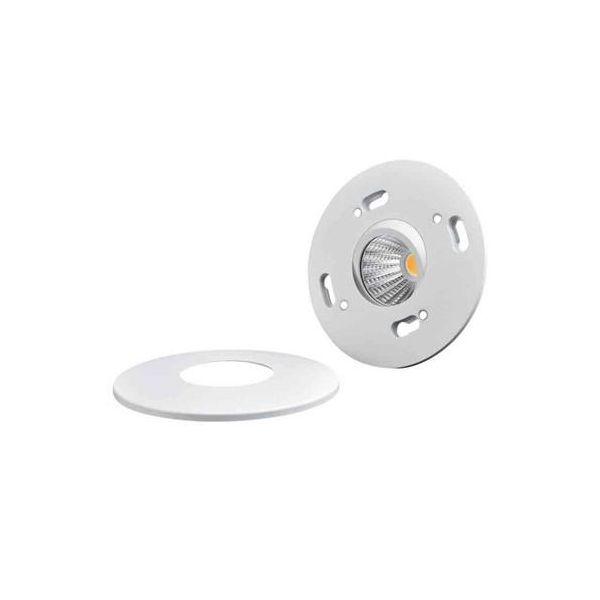 Designlight DB-239MW Downlight hvit, 3000 K
