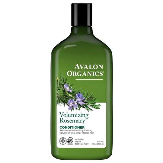 Avalon Organics Volumizing Rosemary Conditioner, 325 ml