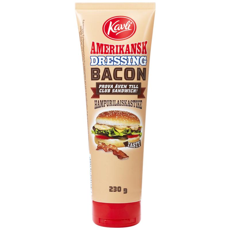 Hamburgerdressing Bacon - 16% rabatt