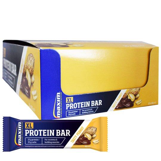 Proteiinipatukoita Tasty Peanut 15kpl - 33% alennus