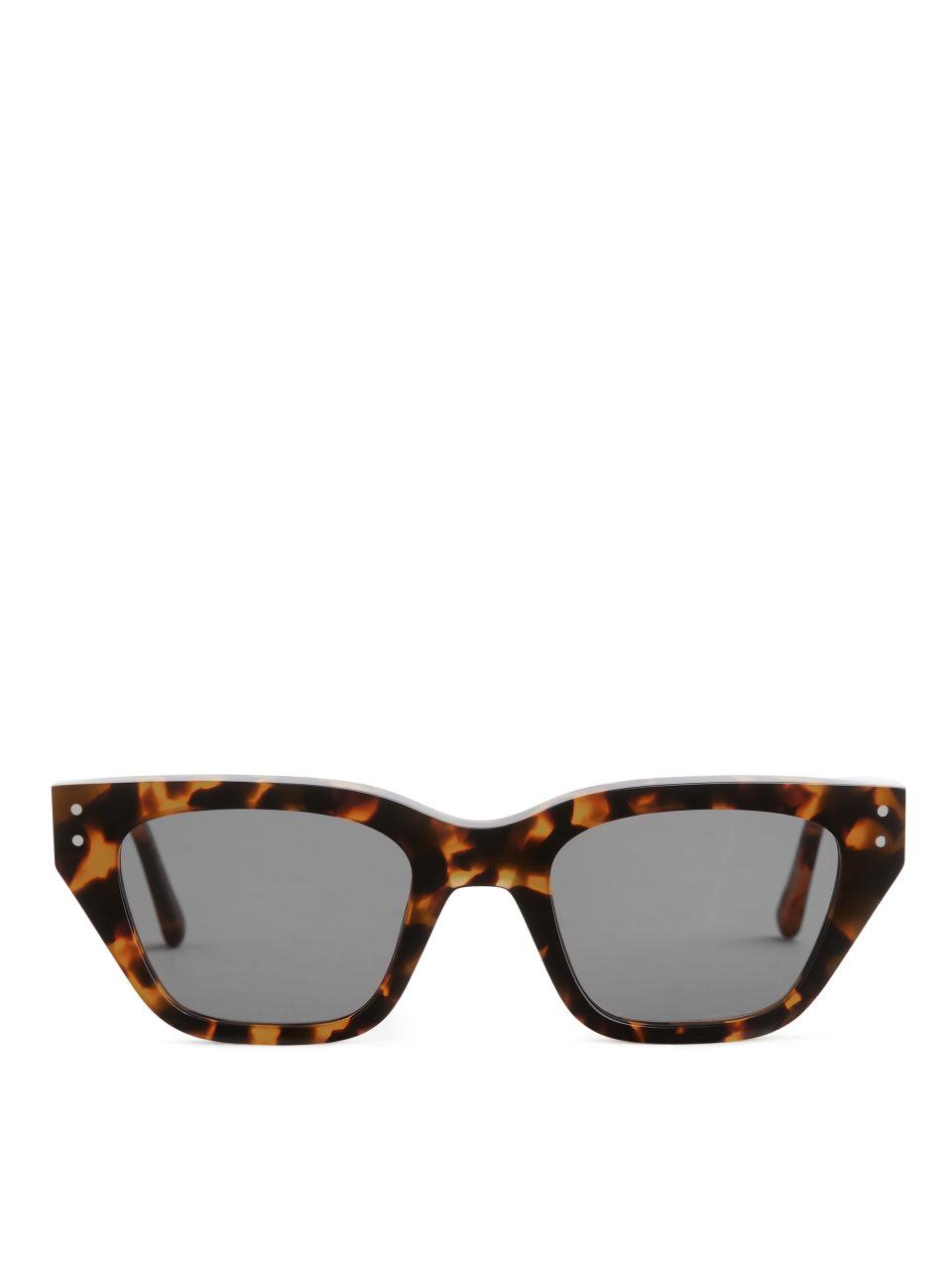 Monokel Eyewear Memphis Sunglasses - Orange
