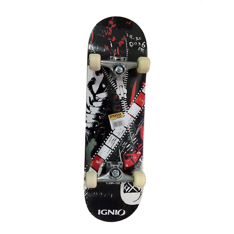 Spartan - Skateboard #3