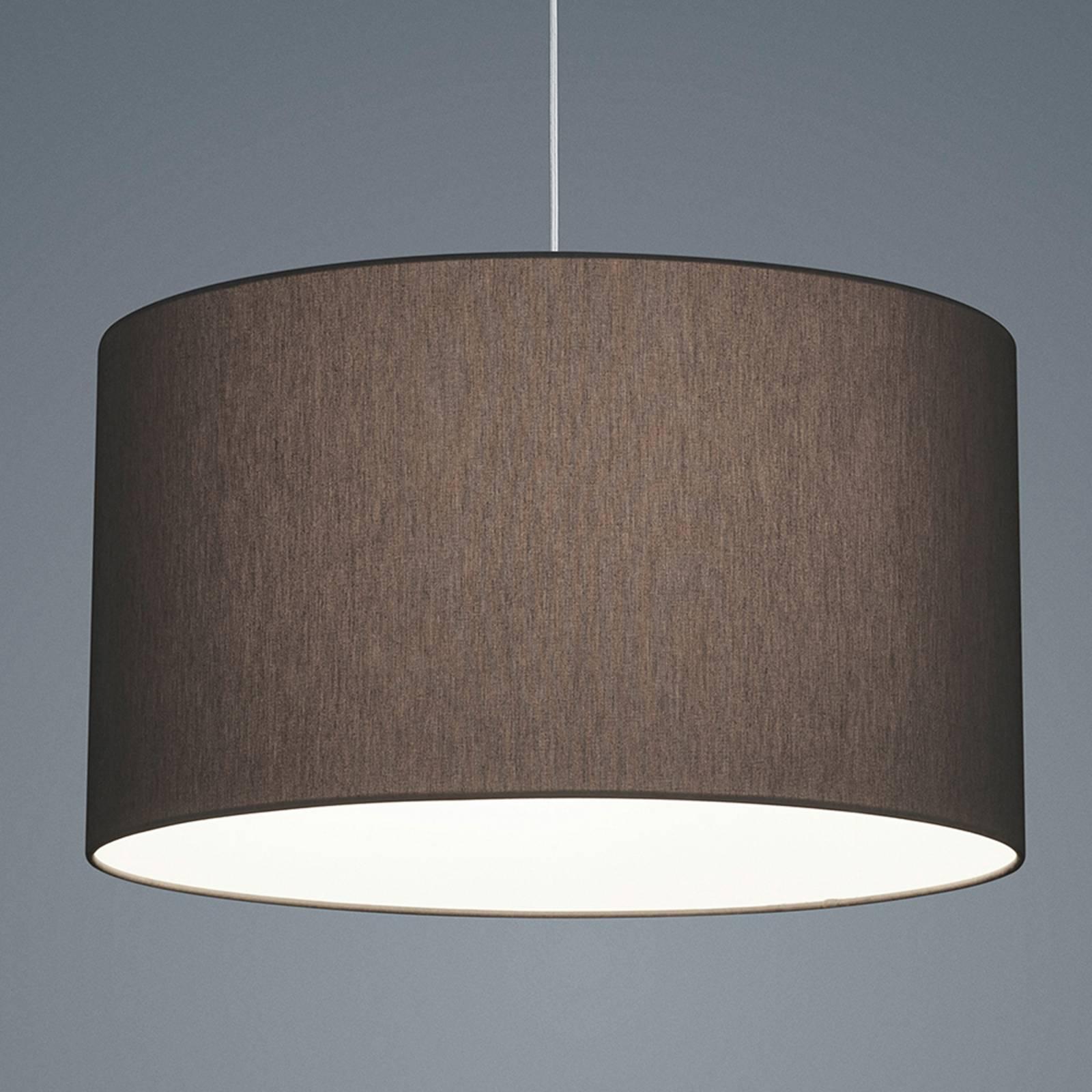 Helestra Certo -riippuvalo 1-lamp. antrasiitti