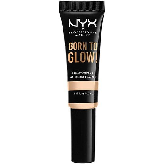 Born To Glow Radiant Concealer, 5.3 ml NYX Professional Makeup Peitevärit