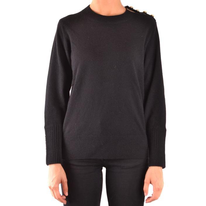 Burberry Women's Sweater Black 167547 - black L