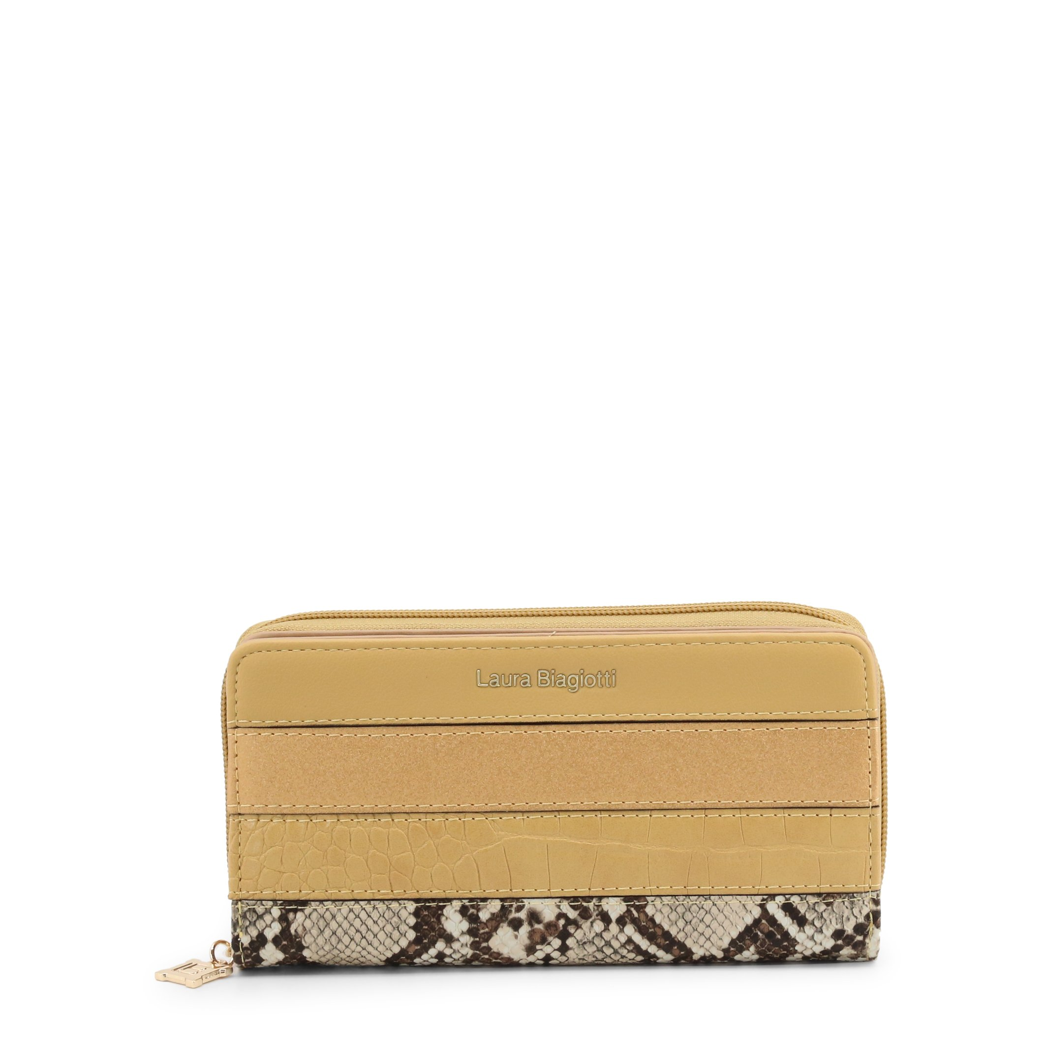 Laura Biagiotti Women's Wallet Various Colours Perrier_505-67 - yellow NOSIZE