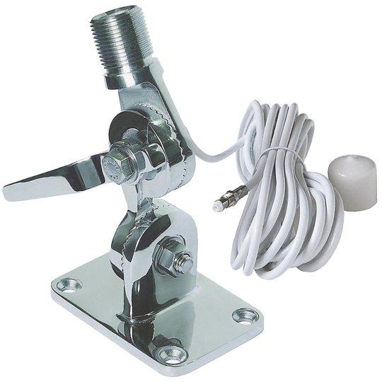 Lowrance / Navico VHF-antennfot stål