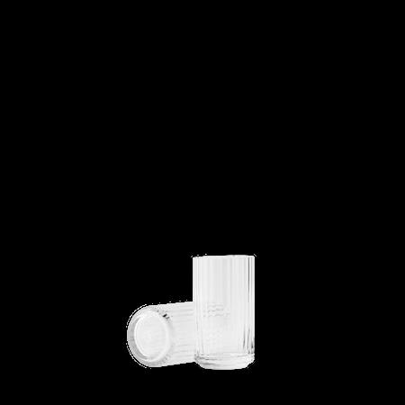 Vase Munnblåst Glass Klart 12,5 cm