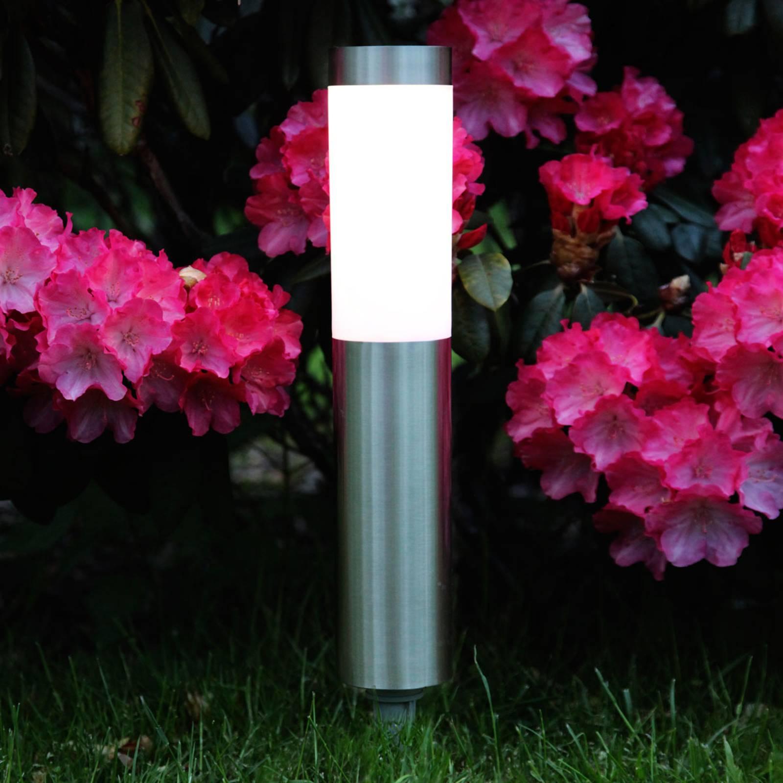 Lieriön mallinen LED-maapiikkilamppu Freya