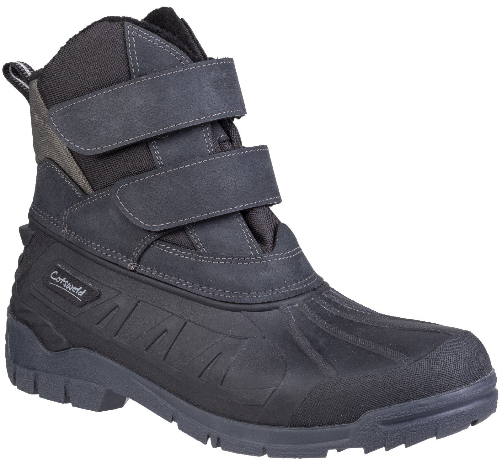Cotswold Unisex Kempsford Wellington Boot Black 27048 - Black 3