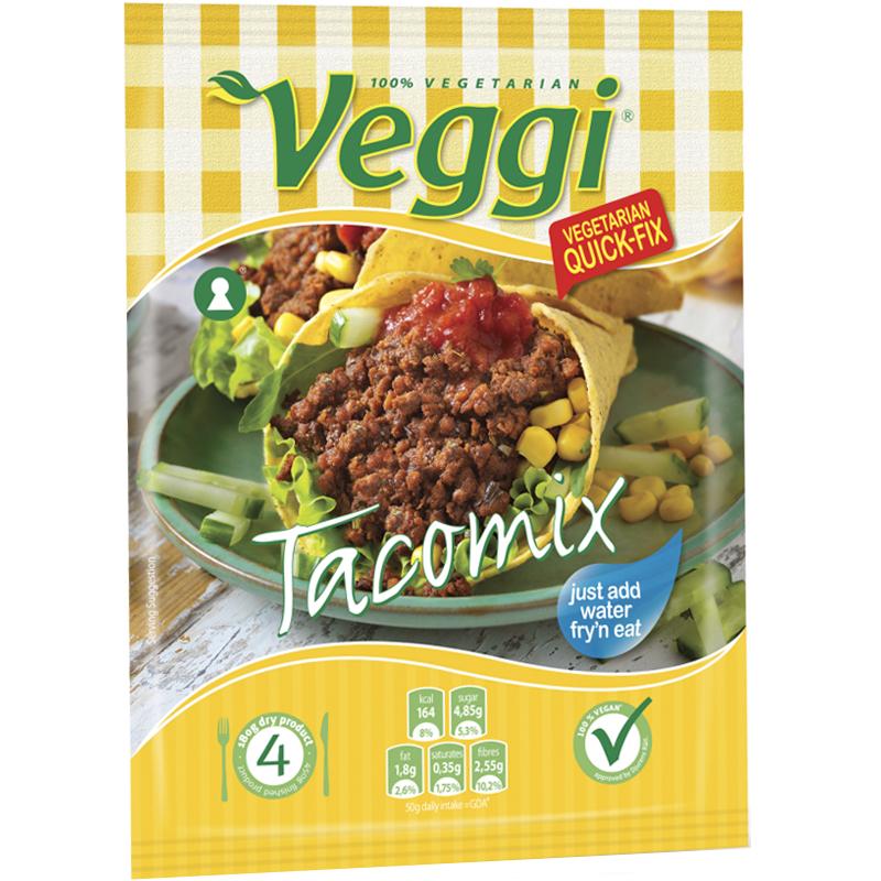 Tacomix Spicy Taco - 39% rabatt