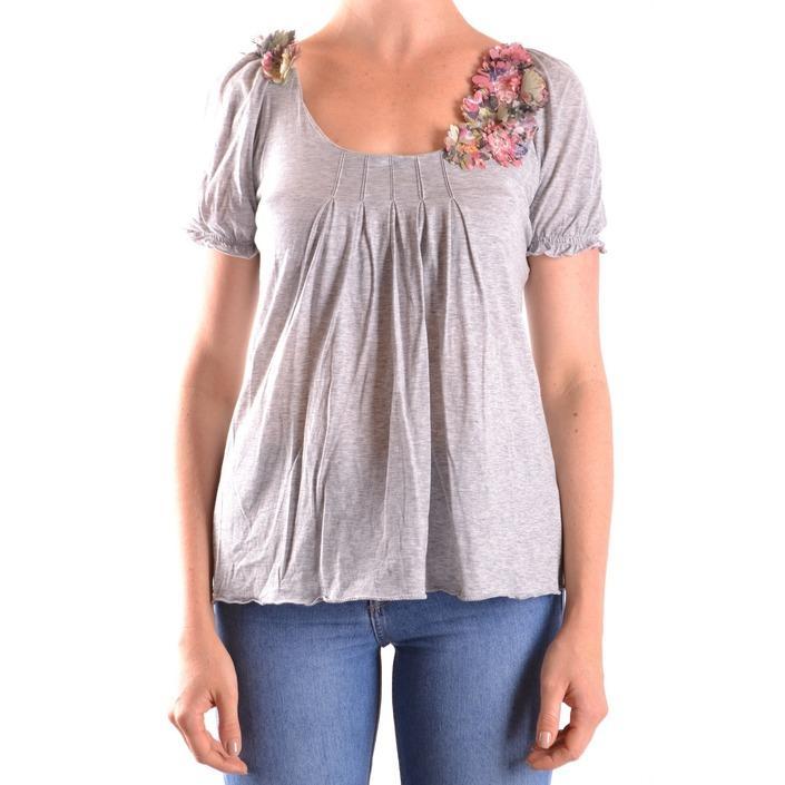 Dolce & Gabbana Women's T-Shirt Grey 164300 - grey 38