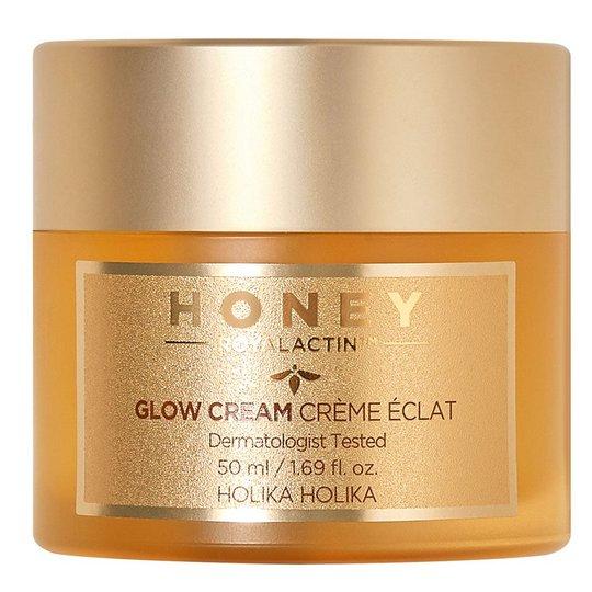 Honey Royalactin Glow Cream, 50 ml Holika Holika Päivävoiteet