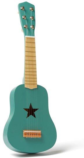 Kids Concept Gitar, Grønn
