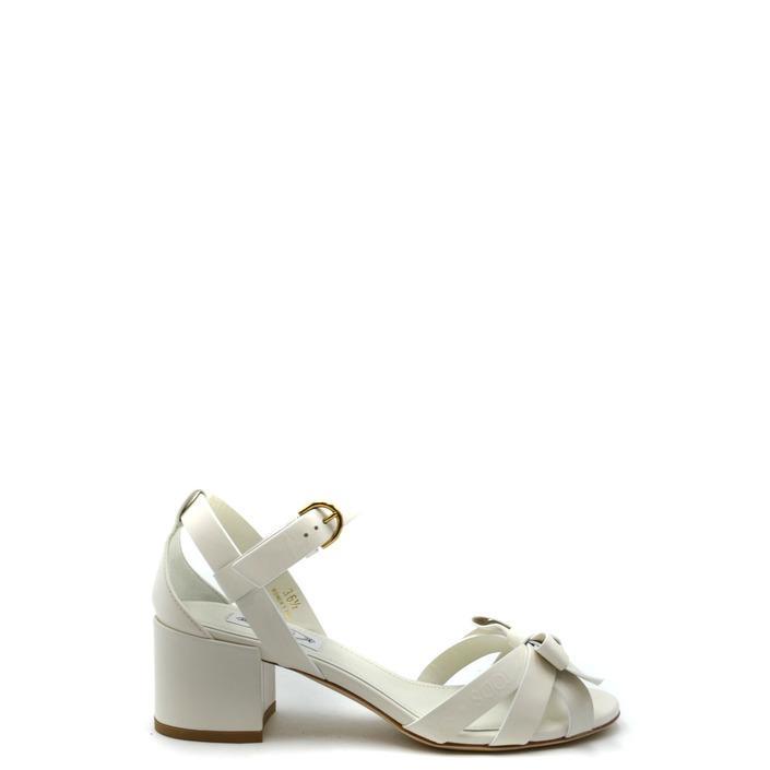 Tod`s Women's Sandal White 169271 - white 36
