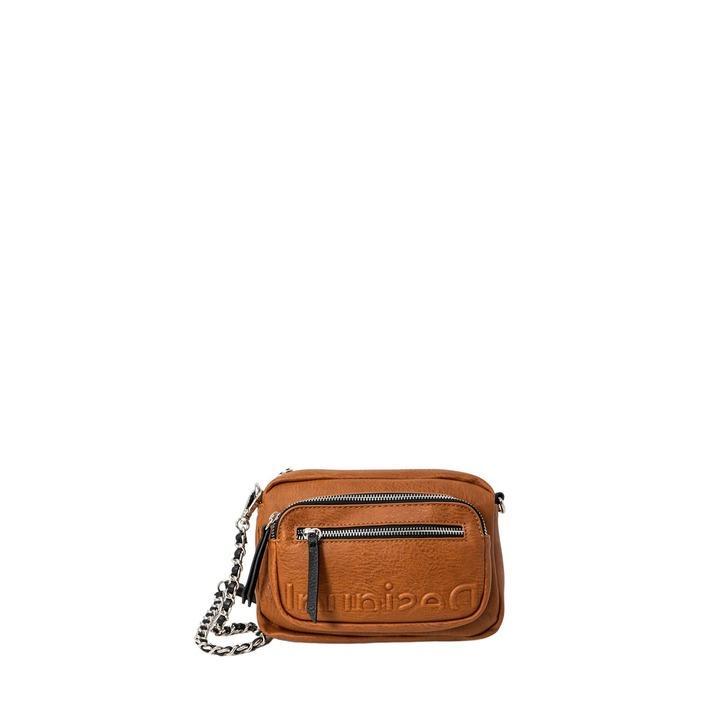 Desigual Women's Handbag Beige 305857 - beige UNICA
