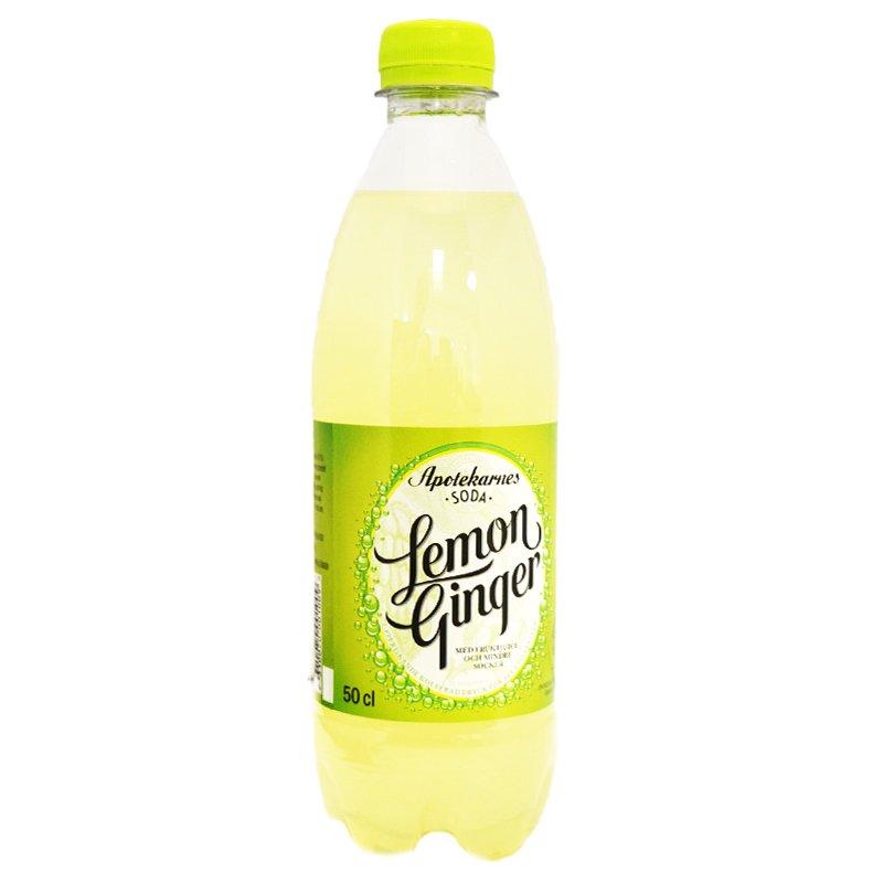 Läsk Citron & Ingefära - 53% rabatt