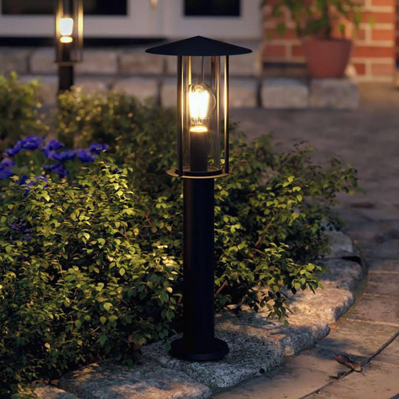 Paulmann Classic -pollarilamppu metallia