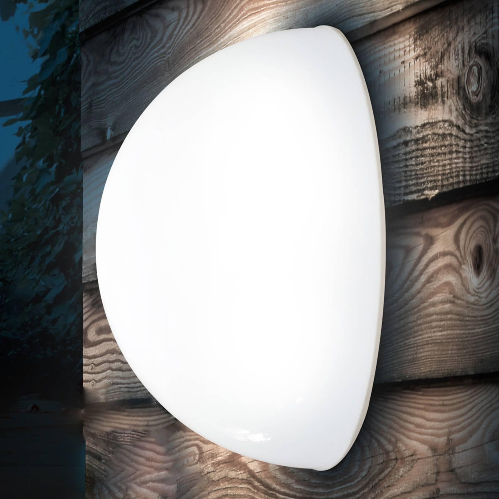 Aurinkokäyttöinen seinävalaisin Novato
