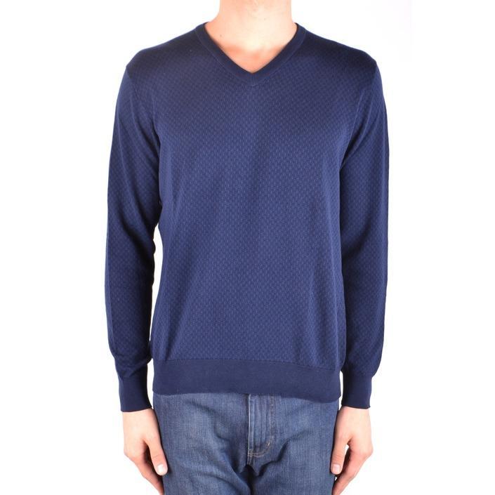 Altea Men's Sweater Blue 163942 - blue S