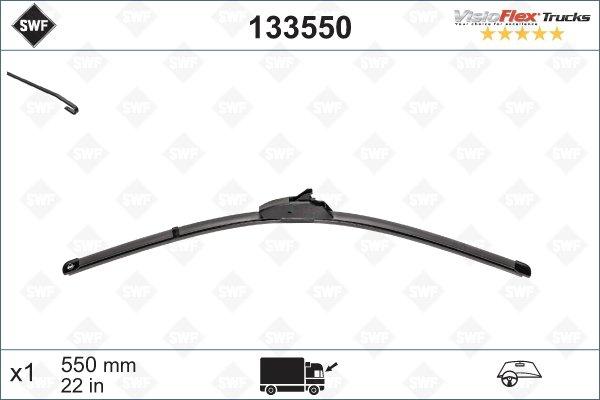 Flatblade 550 LV