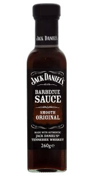 Jack Daniels Barbecue Sauce Smooth Original 260g