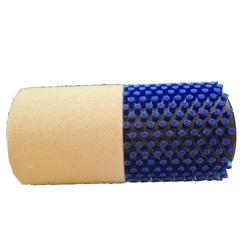 Red Creek Kombi Borste Filt/Blue Nylon 140Mm