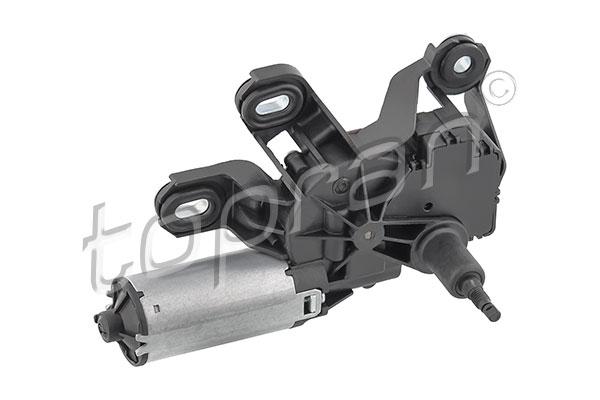 Pyyhkijän moottori TOPRAN 409 390