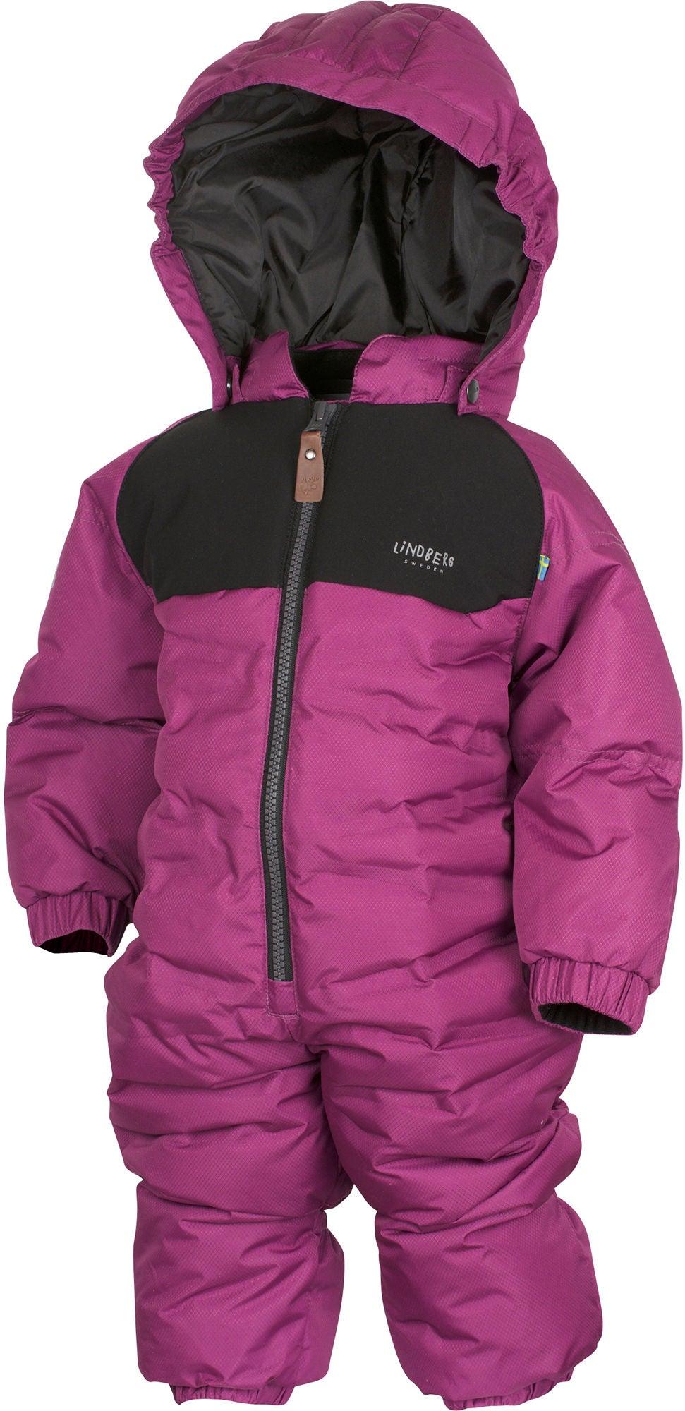 Lindberg Zermatt Babyoverall, Cerise 62