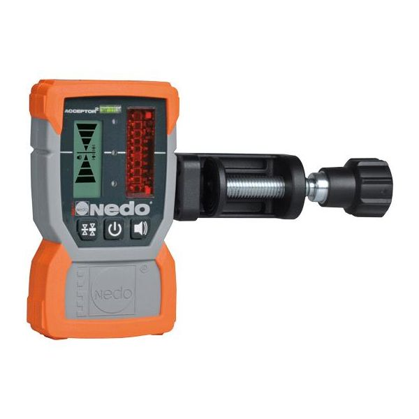 Nedo ACCEPTOR2 Lasermottager
