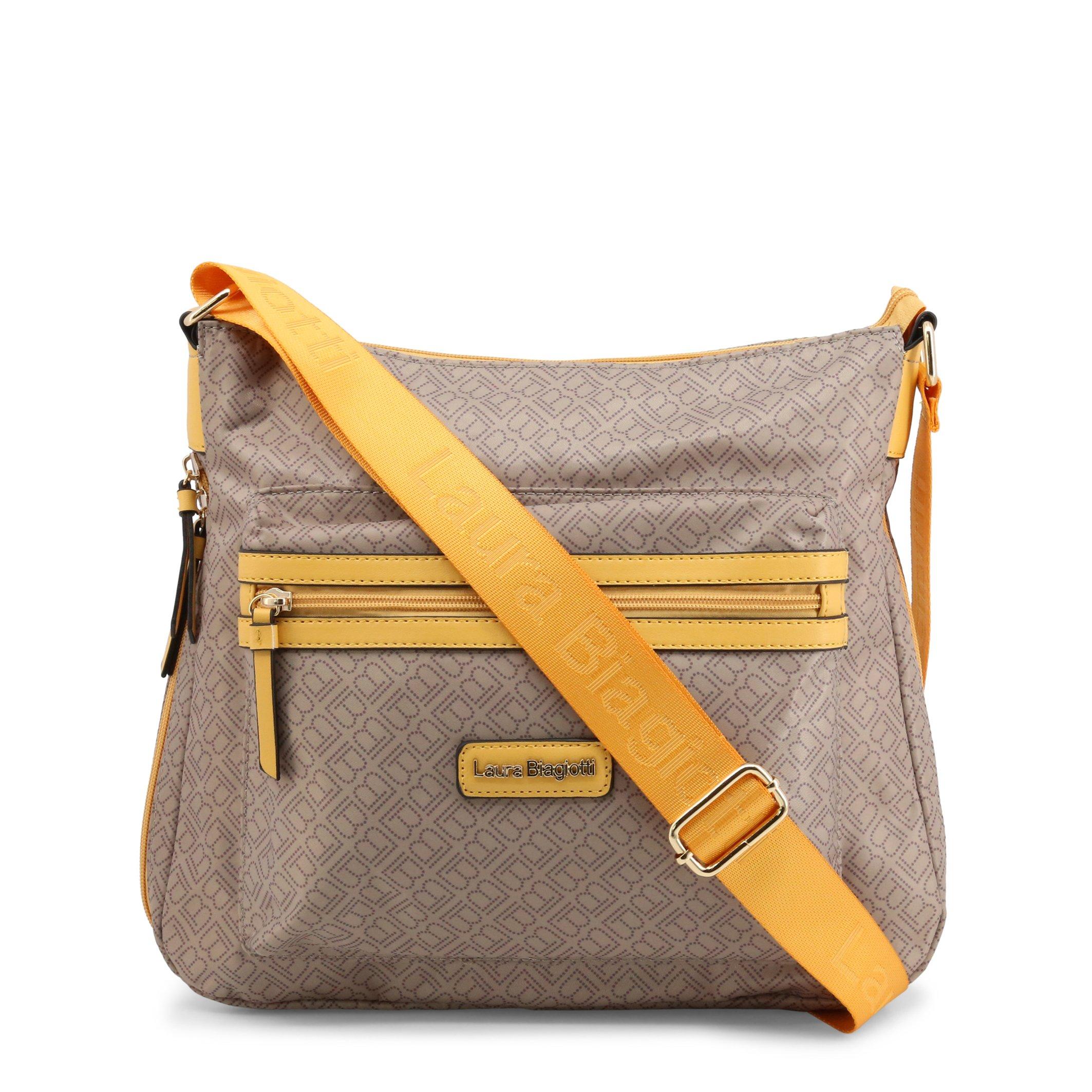 Laura Biagiotti Women's Crossbody Bag Brown Thia-105-10 - brown-1 NOSIZE