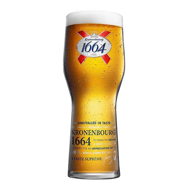Kronenbourg Ölglas - 1-pack
