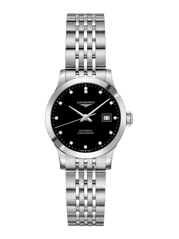 Longines Record Chronometer 30mm L2.321.4.57.6